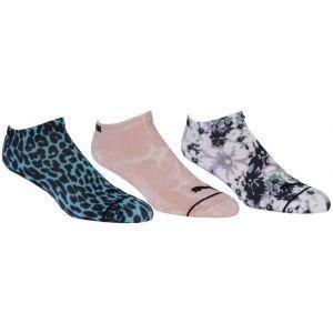Puma Women's Fusion No Show Golf Socks 3 Pack