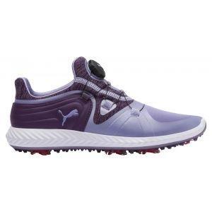Puma Womens Ignite Blaze Disc Golf Shoes Sweet Lavender/Indigo