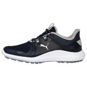 Puma Ladies IGNITE Fasten8 Golf Shoes Navy Blazer/Puma Silver/High Rise