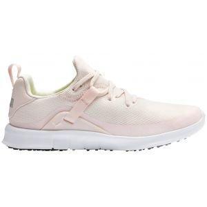 Puma Womens Laguna Fusion Sport Golf Shoes 2020 - Rosewater/White
