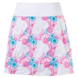 Puma Womens PWRSHAPE Blossom Golf Skirt