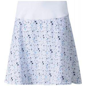 PUMA Women's PWRSHAPE Dot Golf Skirt