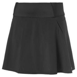 Puma Womens PwrShape Solid Woven Golf Skirt