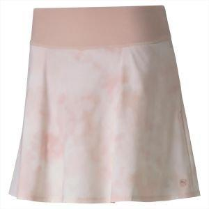 Puma Ladies PWRSHAPE Tie Dye Golf Skirt