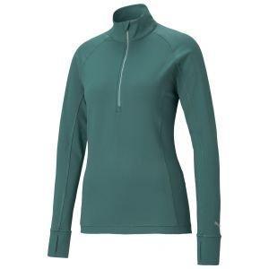 Puma Womens Rotation 1/4 Zip Golf Pullover