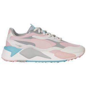 Puma Womens RS-G Golf Shoes Peachskin/High Rise/Milky Blue 2020