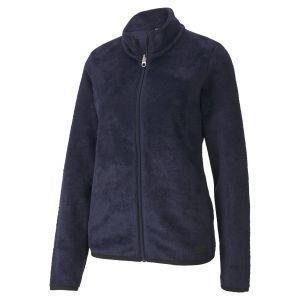 Puma Ladies Sherpa Golf Fleece Jacket