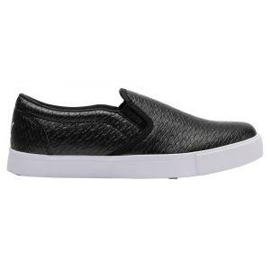 Puma Womens Tustin Slip-On Golf Shoes Black/White