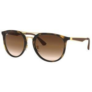 Ray-Ban RB4285 Tortoise Brown Brown Gradient Lens