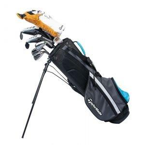 TaylorMade Rory Junior 8 Piece Kids Golf Set
