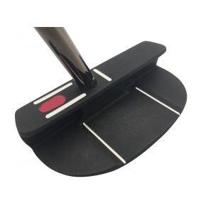 SeeMore FGP Mallet Original Milled Series Putter