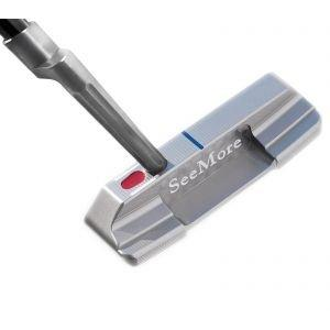 SeeMore Premium Milled Series Platinum M7 Tour Putter RST Hosel