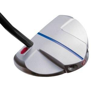 SeeMore Premium Milled Series Platinum SBw20 Offset Mallet Putter