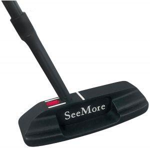 SeeMore Classic Series Black Si2 Putter RST Hosel