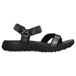 Skechers Womens Go Golf 600 Golf Sandals Black