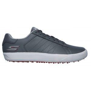 Skechers Go Golf Drive 4 Golf Shoes Charcoal/Red