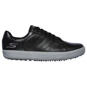 Skechers Go Golf Drive 4 LX Golf Shoes Black/Gray