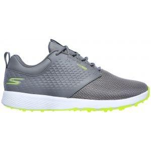 Skechers Go Golf Elite V.4 Prestige Golf Shoes Gray/Lime 2020