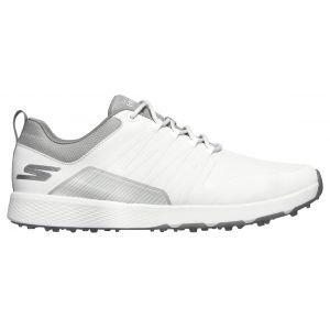 Skechers GO GOLF Elite 4 Victory Golf Shoes White/Gray