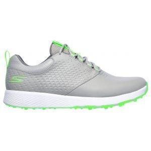 Skechers Go Golf Elite V.4 Golf Shoes Gray/Lime 2020