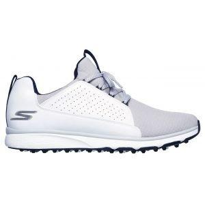 Skechers Go Golf Mojo Elite Golf Shoes - White/Gray
