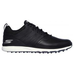 Skechers GO GOLF Mojo Punch Shot Golf Shoes Black/Silver