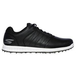 Skechers Go Golf Pivot Golf Shoes - Black/White