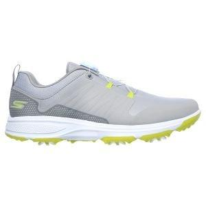 Skechers Go Golf Torque Twist Golf Shoes Gray/Lime 2020