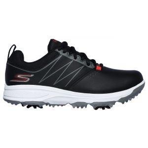 Skechers Junior Go Golf Blaster Golf Shoes Black/Red