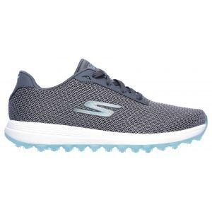 Skechers Women's GO GOLF Max Fairway Golf Shoes Charcoal Blue