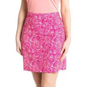 Sport Haley Women's Cancan Pull On Print Golf Skirt
