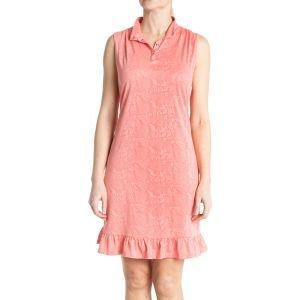 Sport Haley Women's JUBILEE Sleeveless Jacquard Golf Dress