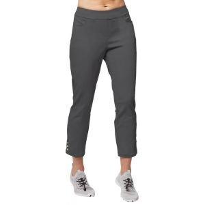 Sport Haley Women's Slimsation Snap Crop Golf Pants