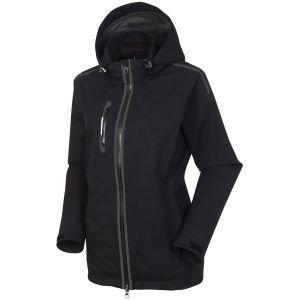 Sunice Kate Goretex Rain Jacket Black Womens Ladies S12505
