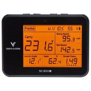 Voice Caddie Swing Caddie SC300i Portable Golf Launch Monitor