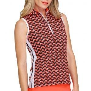 Tail Womens Charlette Sleeveless Golf Top