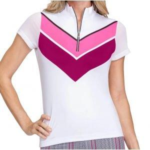 Tail Womens Dottie Golf Top