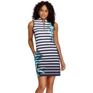 Tail Women's Drea Sleeveless Golf Dress Island Stripe