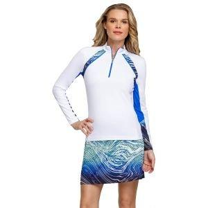 Tail Women's Long Sleeve Trent Golf Top GE1379