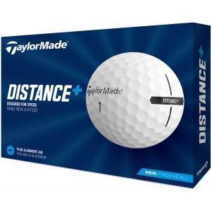 2021 TaylorMade Distance+ Golf Ball Box
