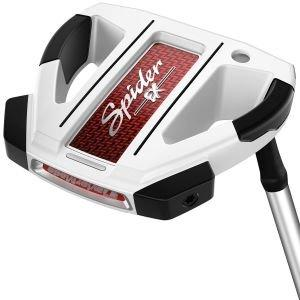 TaylorMade Spider EX Ghost White Flow Neck Putter