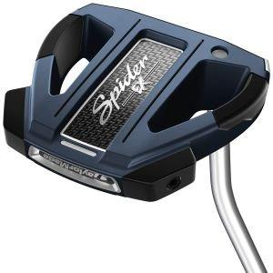 TaylorMade Spider EX Navy/White Single Bend Putter