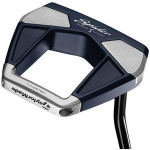 TaylorMade Spider S Navy Single Bend Putter 2020