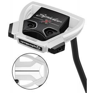 TaylorMade Spider X Chalk/White Putter 2020 - Single Bend