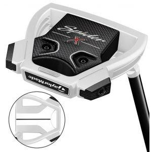 TaylorMade Spider X Chalk/White Putter 2020 - Small Slant