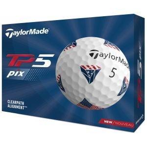 TaylorMade TP5 pix USA Golf Balls Packaging
