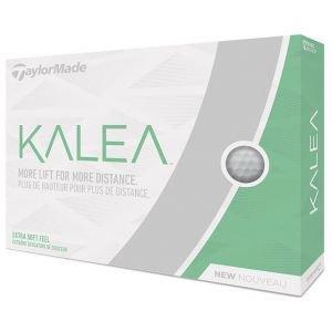 TaylorMade Womens Kalea White Golf Balls