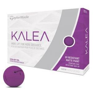 TaylorMade Womens Kalea Colored Golf Balls