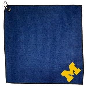 Team Golf NCAA 15x15 Microfiber Golf Towel