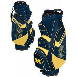 Team Effort University of Michigan Wolverines Bucket Cooler 2 Cart Bag